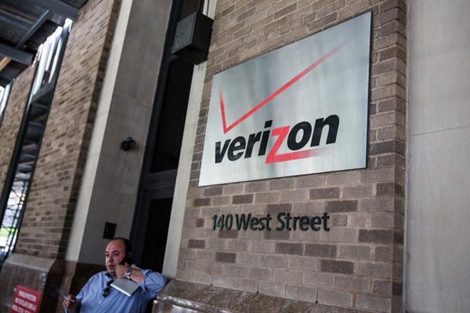 Verizon công ty viễn thông lớn nhất nước Mỹ