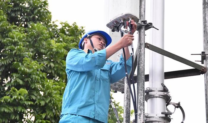 Đo kiểm chất lượng dịch vụ 3G của mạng Viettel