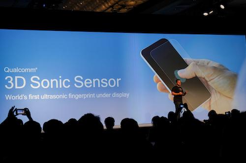 Công nghệ cảm biến vân tay siêu âm 3D