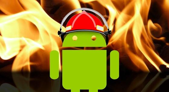 Điện thoại bị quá nhiệt bạn phải làm gì?