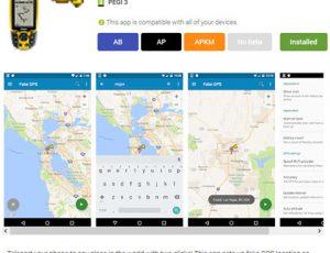 Thay đổi vị trí GPS trên Android bạn nên biết
