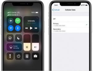 Sự cố cuộc gọi LTE và SMS trên iPhone iOS 12.1.2