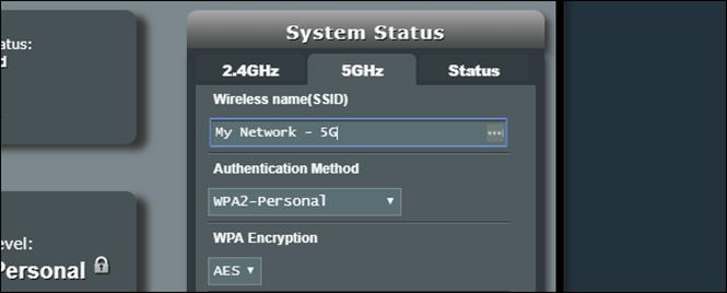 Sử dụng tên gọi 5G và 2,4G giúp mọi người phân biệt băng tần phát ra từ bộ định tuyến tốt hơn
