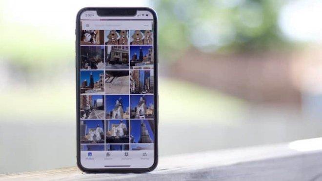 Google Photos có khả năng sắp xếp ảnh rất tốt
