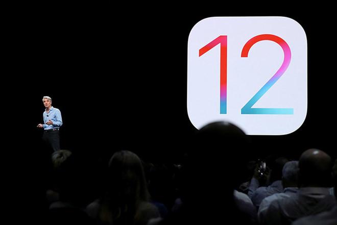 iOS 12 hút người dùng iPhone nâng cấp
