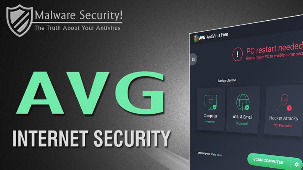 Ứng dụng chống phần mềm độc hại của AVG